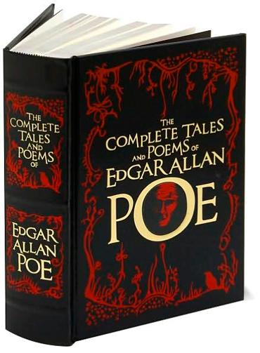 Edición de Barnes&Noble de los cuentos de Poe.