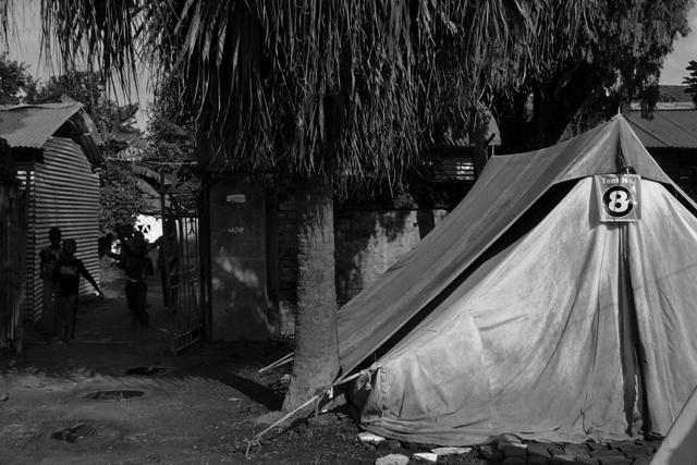 Imagen de un campamento