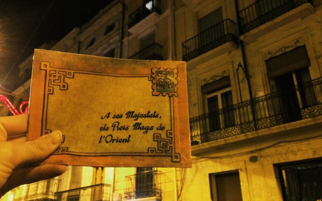 Carta literaria a los Reyes Magos