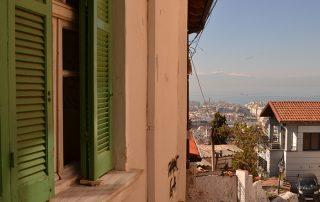 Imagen de Tesalónica, en Grecia.