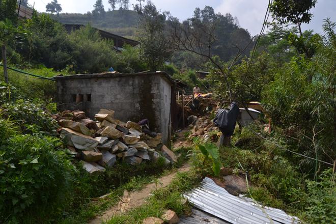 Imagen de Jitpur Phedi, en Nepal.