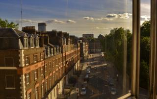 Vistas de Londres.