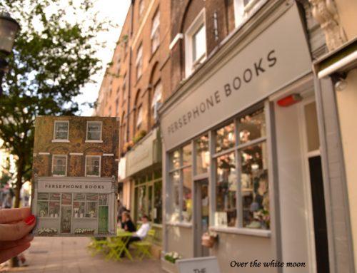 Un paseo entre libros por Londres