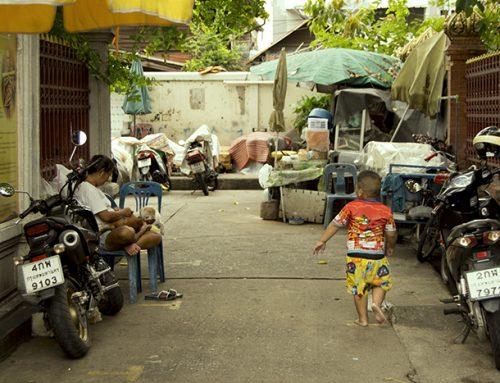 Bangkok, entre bastidores