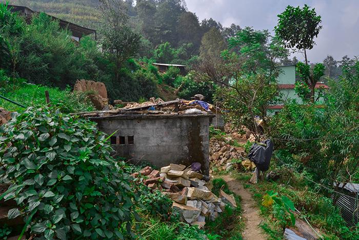 Nepal, después del terremoto