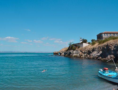 En coche por la costa búlgara del mar Negro