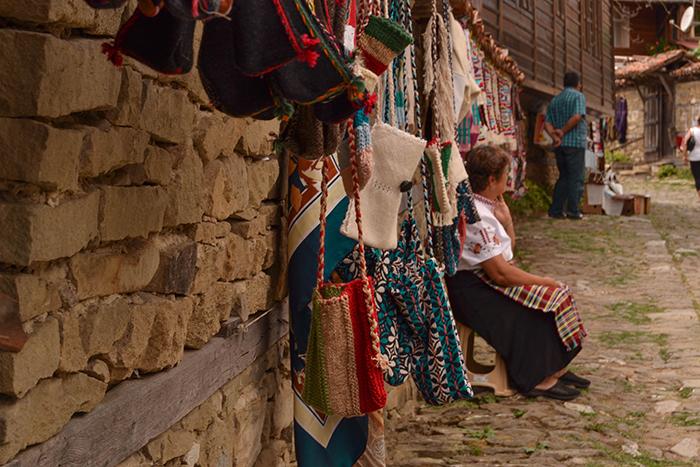 Imagen de Zheravna, en Bulgaria.