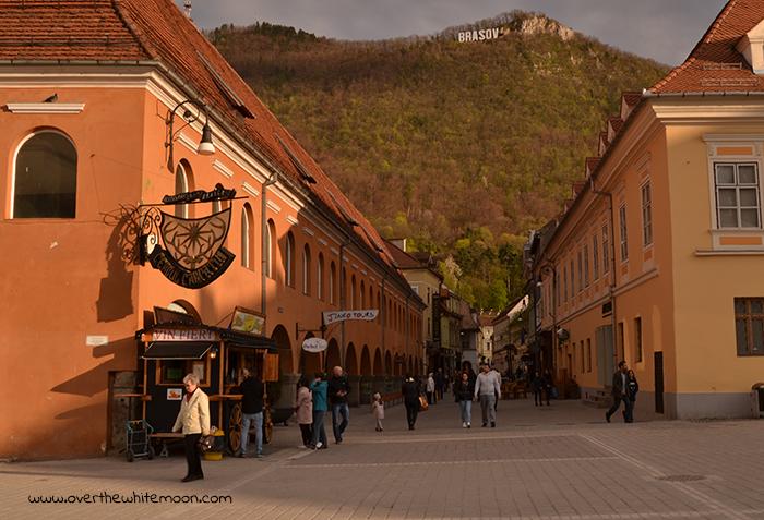 Imagen de Brasov, en Transilvania (Rumanía)