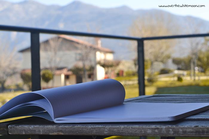 Escritura nómada: un mundo de emociones